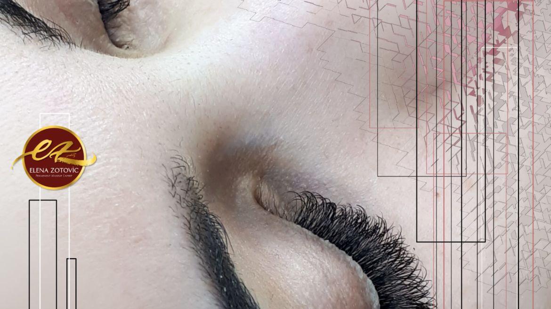 Volume 4D – 6D Eyelash