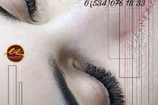 Volume 4D - 6D Eyelash