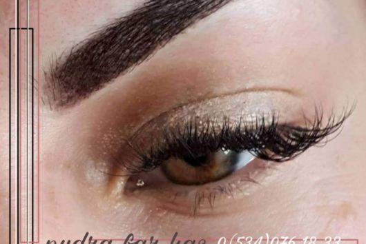 Powder-Eyeshadow (Shading Eyebrow)